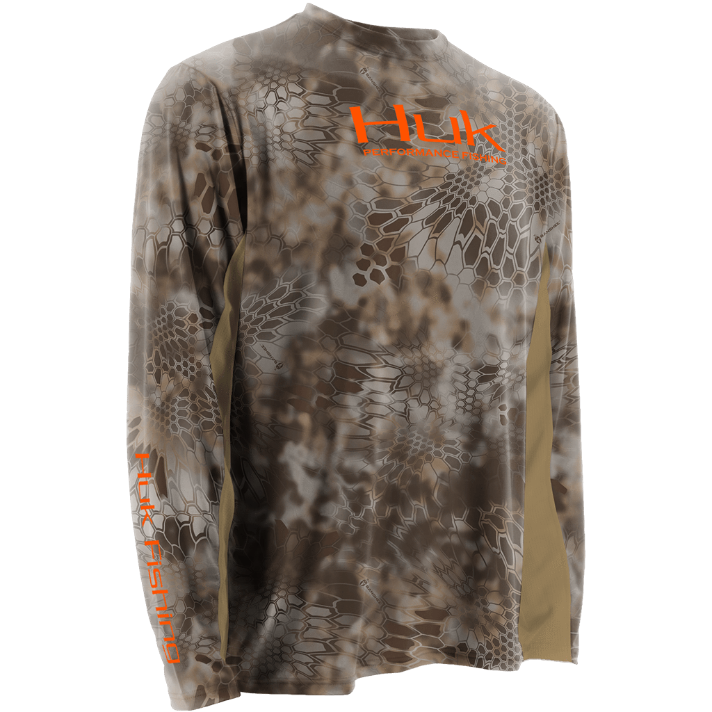 Huk Kryptek ICON Long Sleeve H1200023