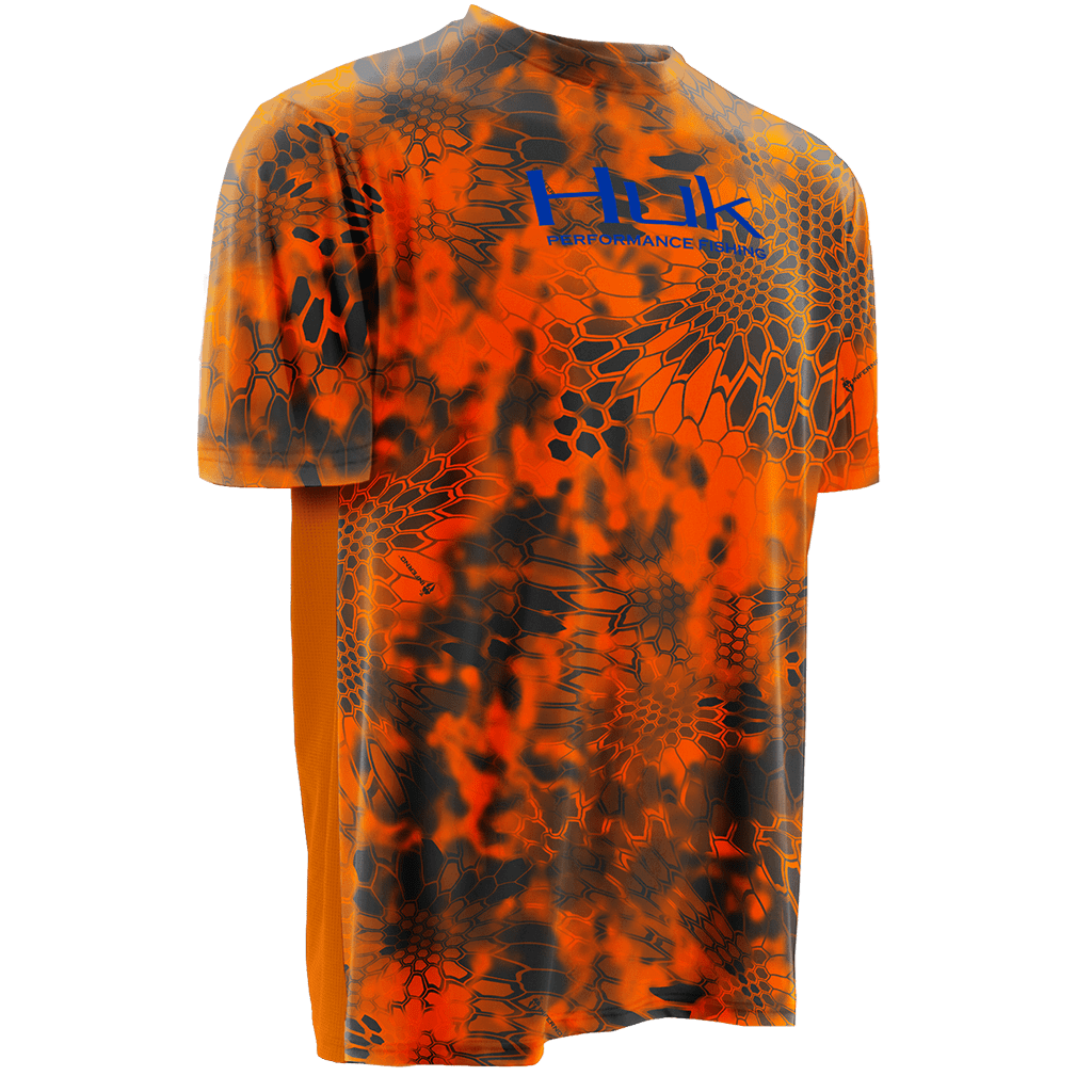 Huk Kryptek ICON Short Sleeve H1200024