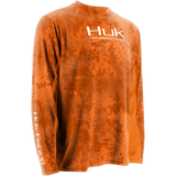 Huk Kryptek Solid Long Sleeve Icon H1200089