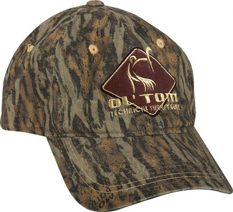 Ol' Tom Ol' Tom Cotton Logo Cap OT254