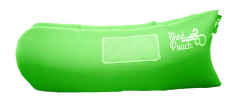 WindPouch Inflatable Hammock Emerald Green