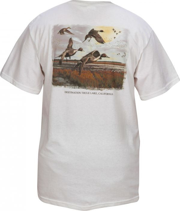 Tule Lake, CA Destination Series S/S T-shirt DT2000