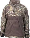 Ladies' MST Eqwader Plus Quarter-Zip  DW372