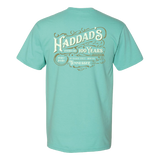 100 Years Vintage Script T-Shirt Short Sleeve