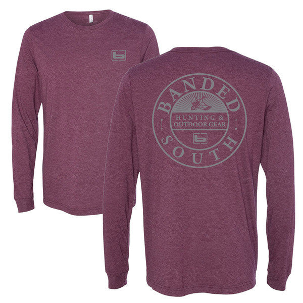 Banded Banded South L/S Tee