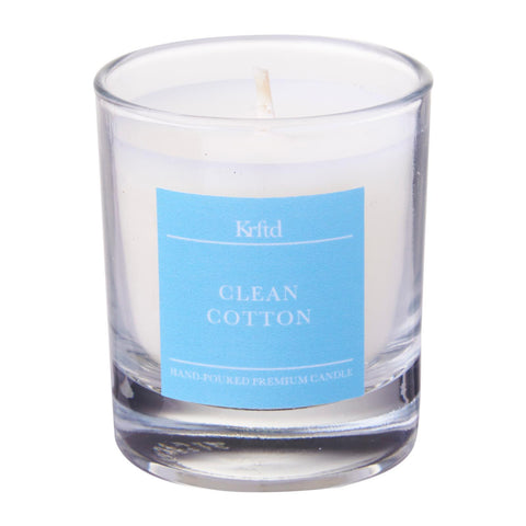 Clean Cotton Votive 50g