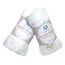 Bamboo Swaddle Blanket (pack of 2)