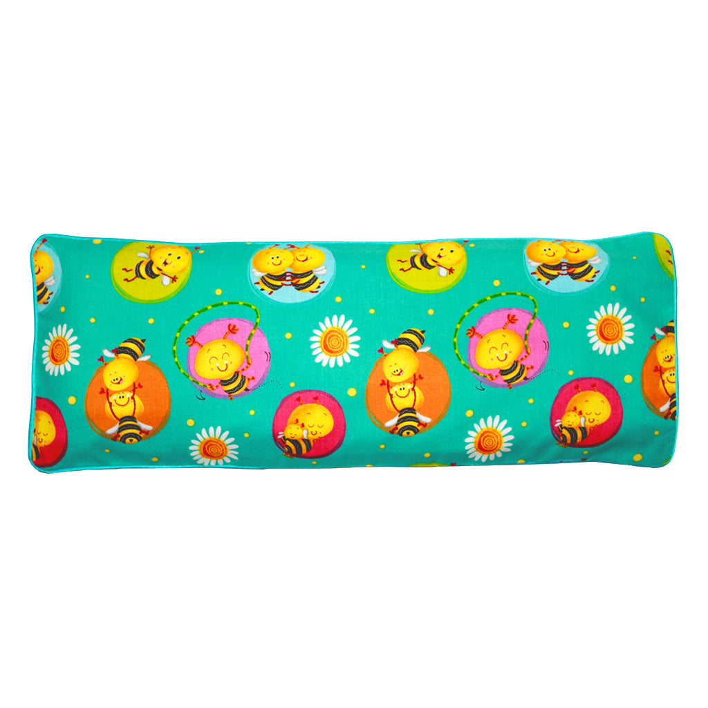 Busy Bees Snuggy Beansprout Husk Pillow