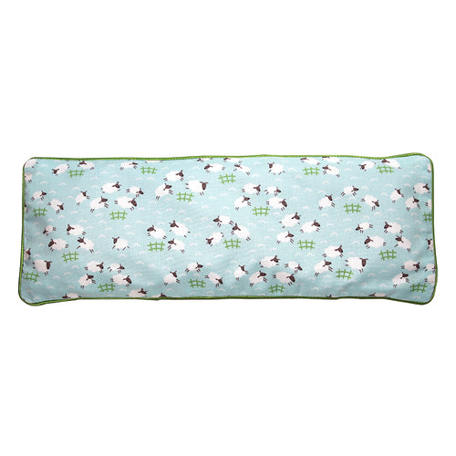 Counting Sheep Snuggy Beansprout Husk Pillow
