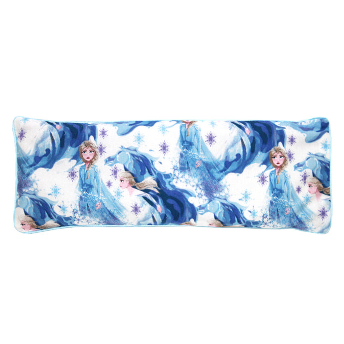 Frozen 2 Elsa Snuggy Beansprout Husk Pillow - Blue