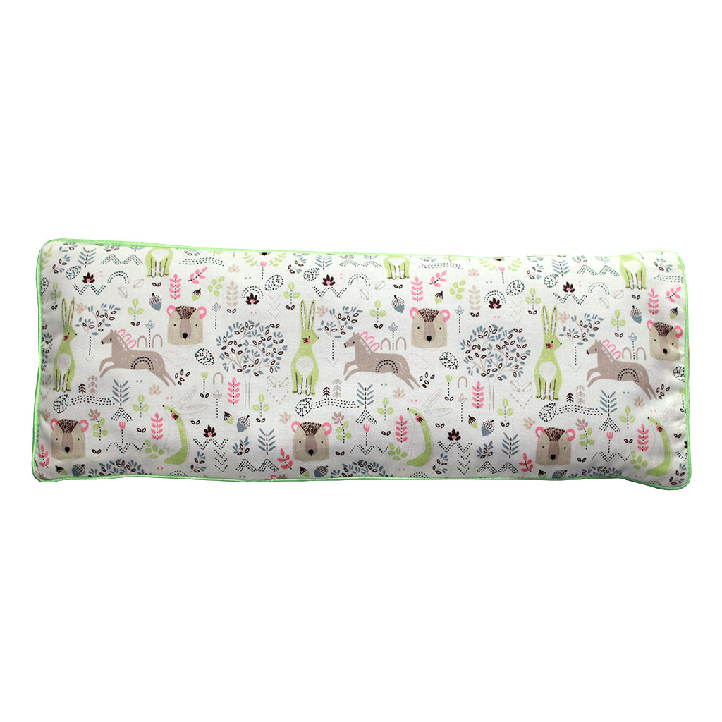 Horse, Rabbit and Bear Snuggy Beansprout Husk Pillow