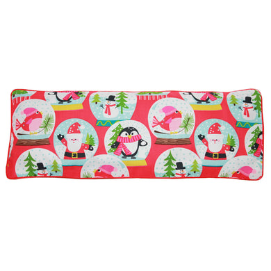 Santa Claus Snuggy Beansprout Husk Pillow
