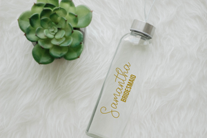 Customized Glass Bottle