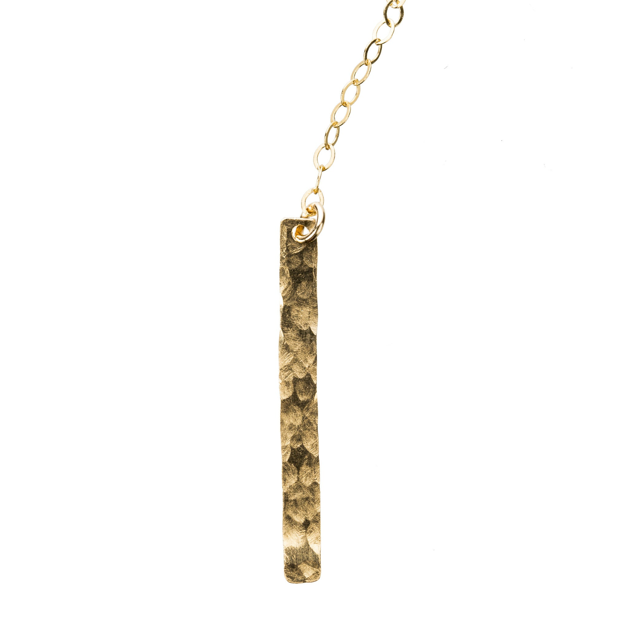 Kay Gold Filled Lariat Necklace