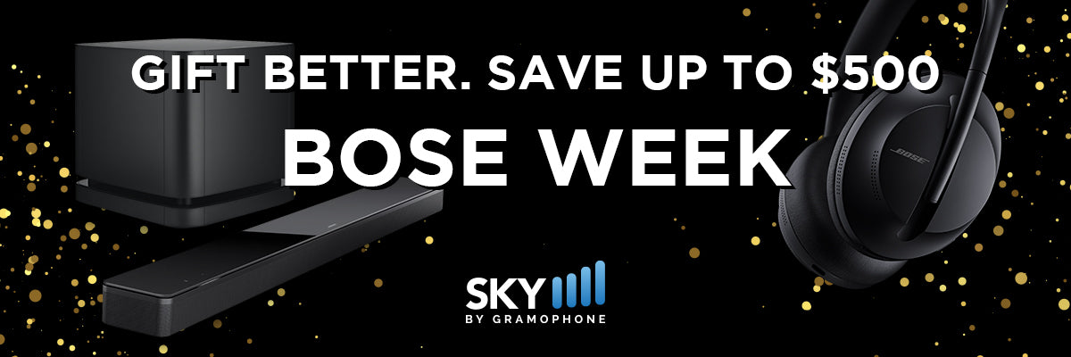 Bose Week At SKY