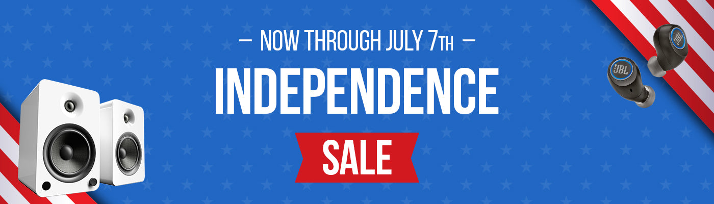 July 4th independence sale at SKY by Gramophone