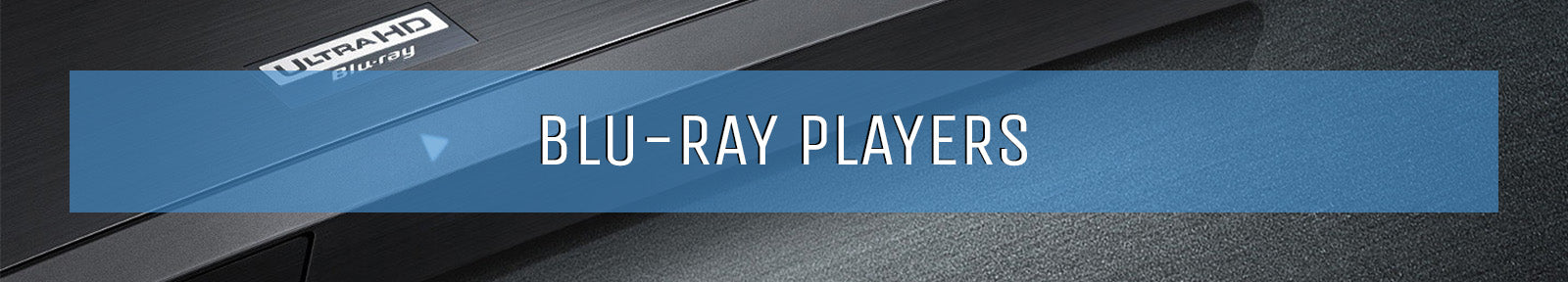 Blu-Ray Players for sale - best brands