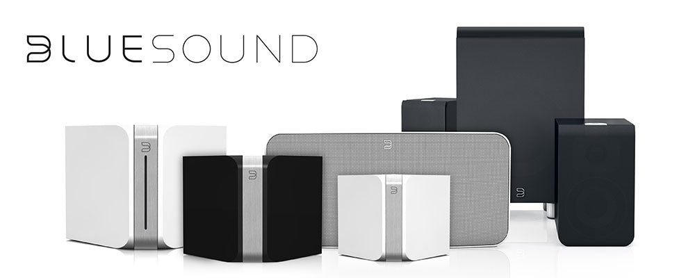 Bluesound Wiresless Audio