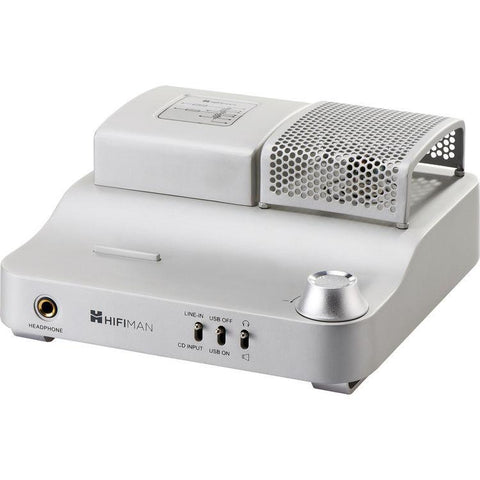 HiFiMan EF100 Hybrid Tube Digital Amplifier