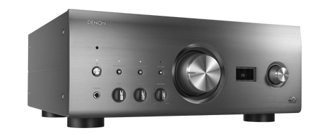 Denon PMA-A110 (2020 Model) Limited Series 110-Year Anniversary Edition, Integrated Amplifier with 160 Watts per Channel