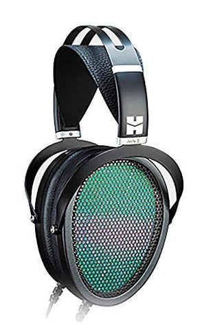 HIFIMAN Jade II Electrostatic Open-Back Headphones (Requires Separate electrostatic Amplifier)