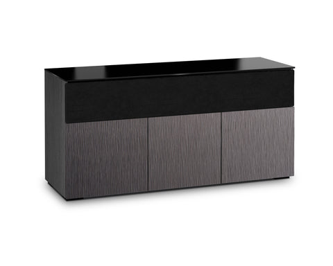 Salamander Chameleon Seattle 339 Triple-Wide AV Cabinet (Gray Oak)