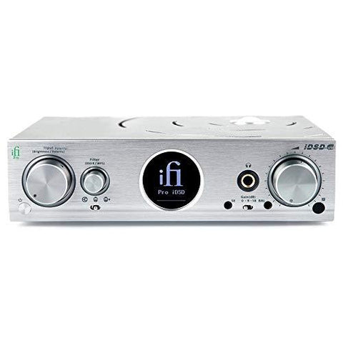iFi Audio Pro iDSD DAC and Music Streamer