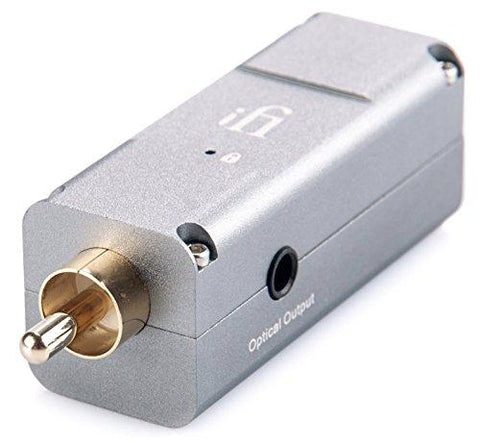 IFI SPDIF iPurifier Digital Optical and Coax Audio Signal Optimizer