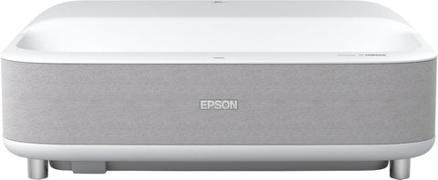 Epson EpiqVision Ultra LS300 Smart Streaming Laser Projector - white