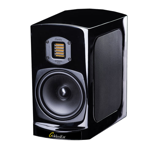 GoldenEar Reference X (BRX) Bookshelf Speaker - Each (Gloss Black)