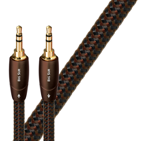 AudioQuest Big Sur Analog Audio Interconnect Cable