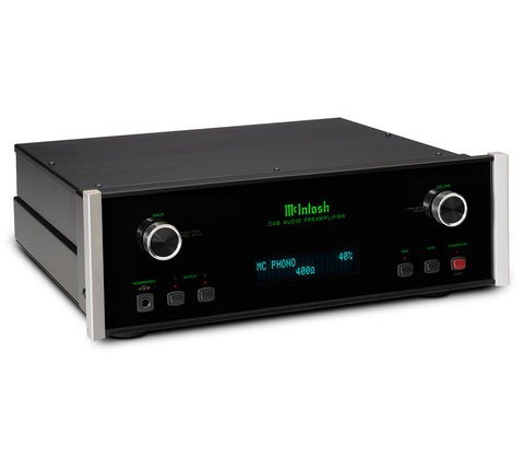 McIntosh C49 2-Channel Solid State Stereo Preamplifier