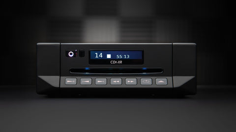 Cyrus Audio CDt-XR reference CD transport