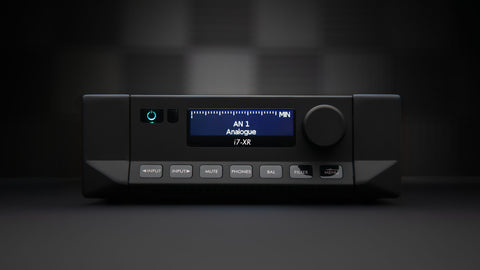 Cyrus Audio I7-XR analog preamplifier