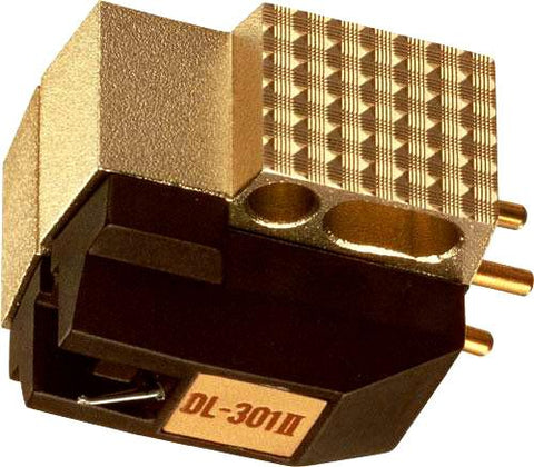 Denon DL-301MK2 Moving Coil Phono Cartridge close-up