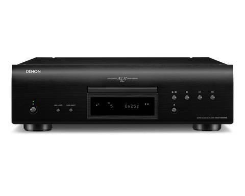 Denon DCD-1600 CD Player black