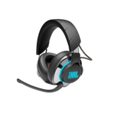 JBL Quantum 800 Wireless over-ear performance gaming headset with Deluxe gSport Hardshell Case