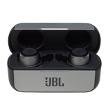 JBL Reflect Flow On-The-Go Bundle with gSport Deluxe Hardshell Case (Multiple Colors)