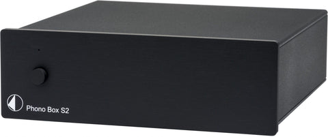 Pro-Ject Phono Box S2 MM/MC Phono Preamplifier