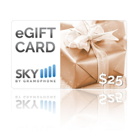 SKY by Gramophone E-Gift Card
