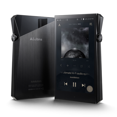 Astell&Kern A&Ultima SP2000 Portable High Resolution Music Player