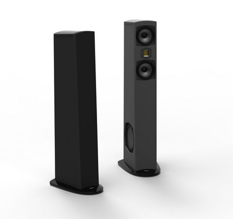 GoldenEar Triton Seven Tower Speaker - Each (Gloss Black)