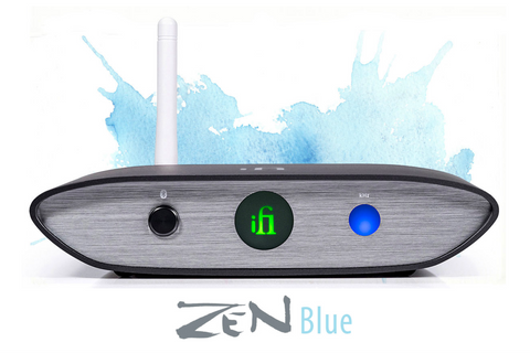 iFi Zen Blue HiFi Bluetooth Receiver Desktop DAC/Adapter