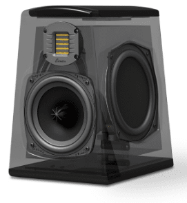 GoldenEar Aon 3 compact bookshelf speakers