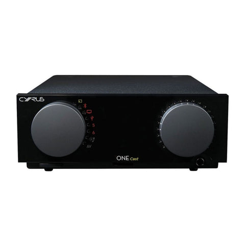 Cyrus ONE Cast Integrated Streaming Amplifier with DAC