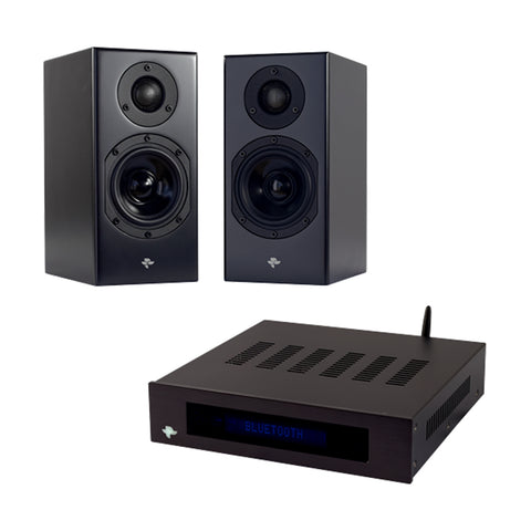 Totem KIN Amp and Monitor Wireless Bundle