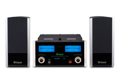 McIntosh MXA80 Integrated Stereo System w/ Dedicated Headphone Amp