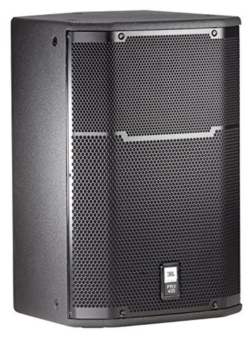 "JBL PRX415M 15"" Portable 2-way Passive Utility Stage Monitor and Loudspeaker System, Black"