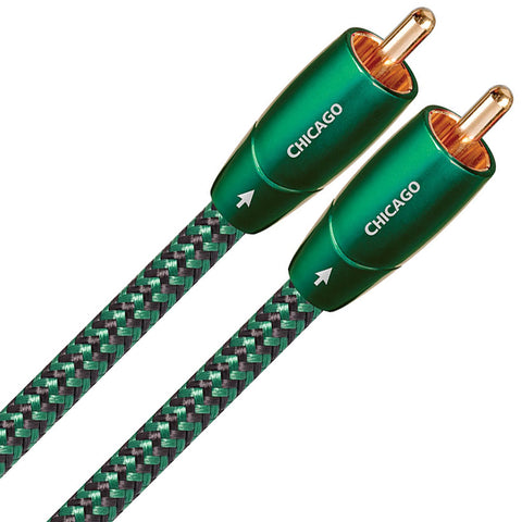 AudioQuest Chicago Analog Audio RCA Cable (Pair)