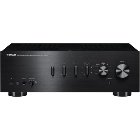 Yamaha A-S301 Integrated Amplifier front